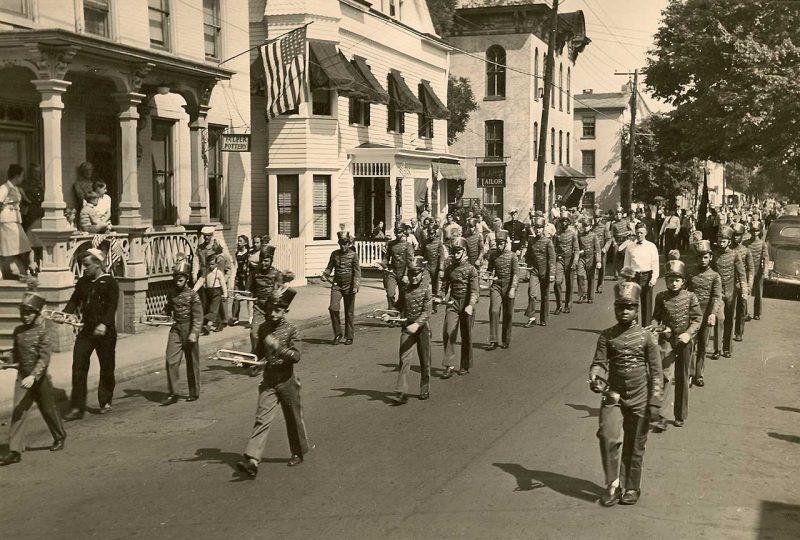 1946 Parade Lambertville, NJ
