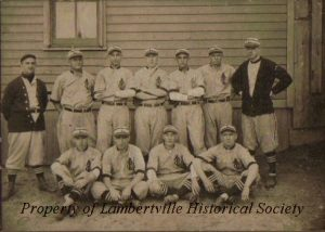 Lambertville Athletic Club 1917