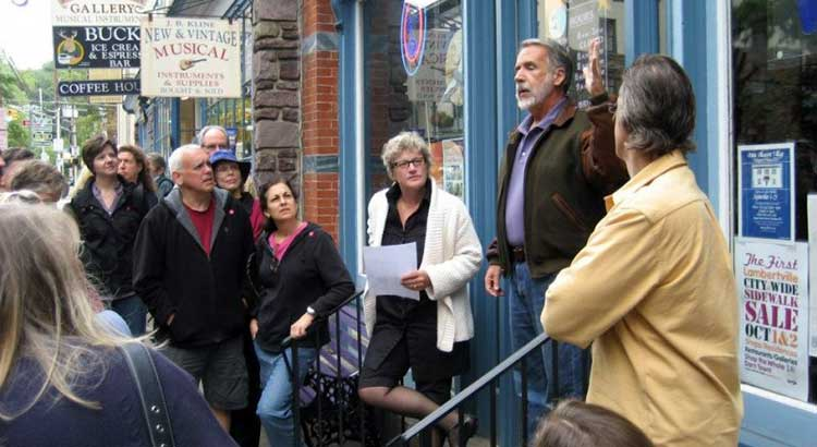 Lambertville Walking Tour