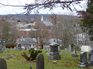 Mt Hope Cemetery Walking Tours