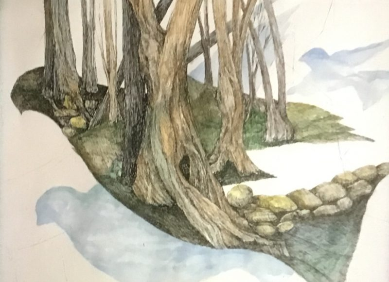 Remembrance of Alexauken Creek by Cathy Begg