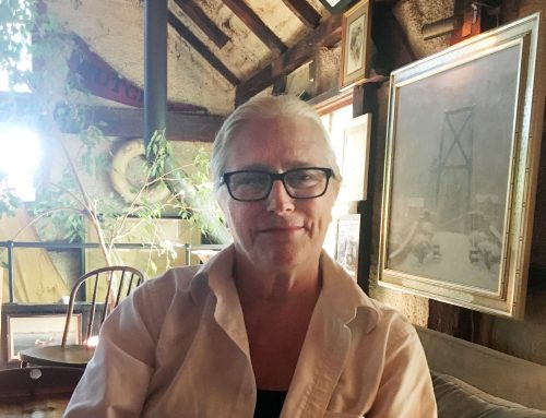 From Saigon to Lambertville: a Conversation with Memoirist Sandy Hanna