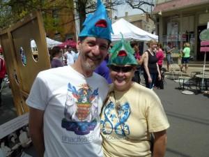 Shadfest Hats